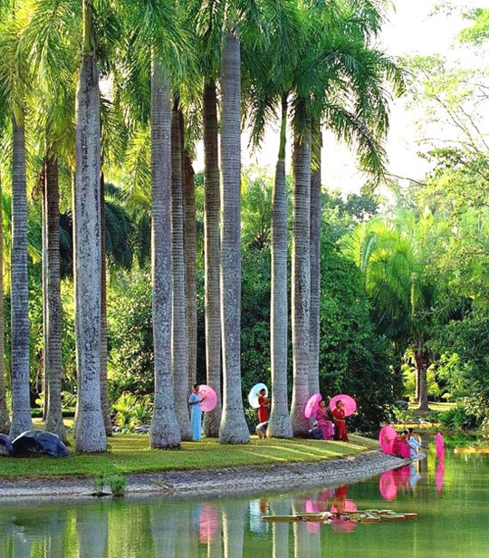 Los 10 mejores jardines y parques temticos de ChinaSpanishChina