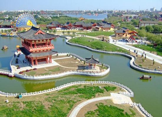 Los 10 mejores jardines y parques tem ticos de china for Jardin imperial chino