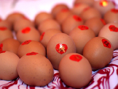 huevo pintados nombre chinos suerte 2