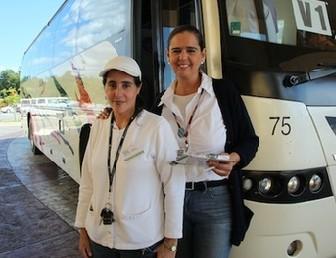 Empleados: Disfruto el trabajo en COP16