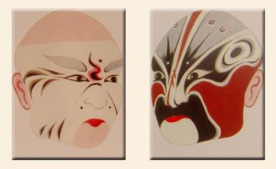 Pintura Facial de los Héroes