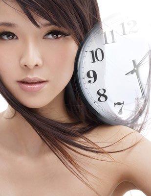 El reloj biológico en la medicina tradicional china
