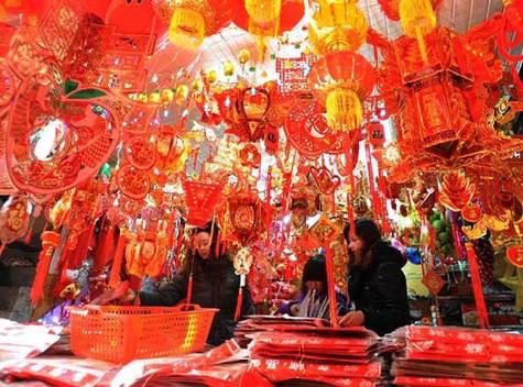 China Se Cubre De Rojo Para Recibir El A 241 O Nuevo Spanish