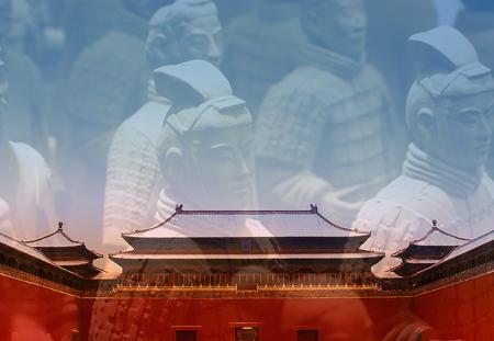 Símbolos que identifican a China