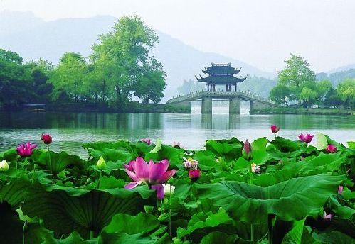 té familias chinas río Changjiang 1