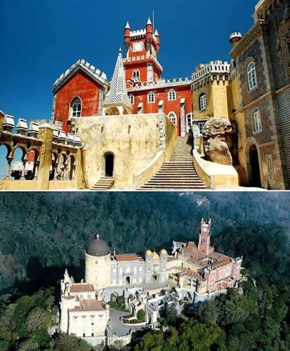 Castillos y palacios más hermosos del mundo