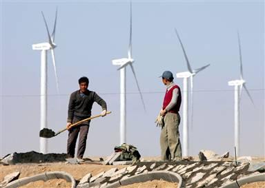 energía eólica, dependencia energética, renovables, industria, medio ambiente