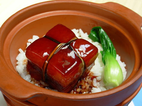 Carne de cerdo Dongpo, manjar famoso de 900 años