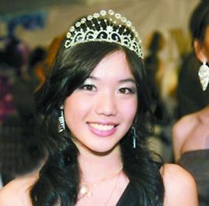Shanghainesa de 18 años, primera Miss China de España