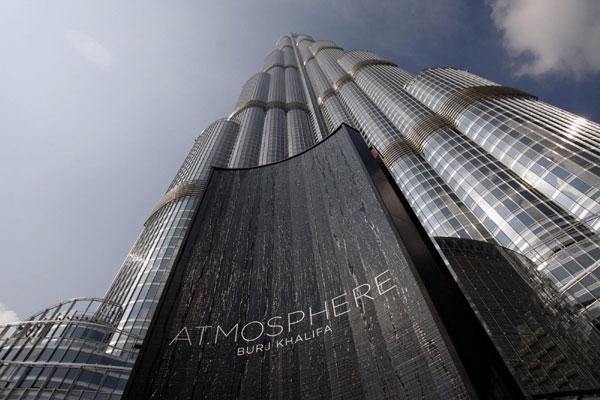 Dubai mantiene la vista en el cielo con un resturante en las alturas