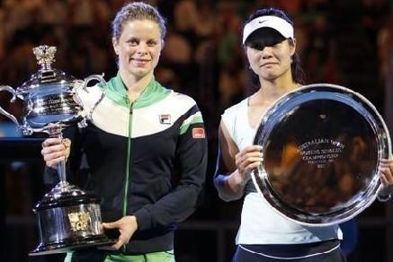 Clijsters acaba con el sueño de Li Na