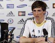 Torres presenta en el Chelsea