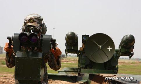 Los 10 mayores ejercicios militares en 2010 10