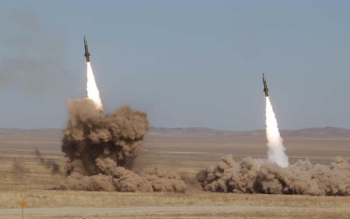 Los 10 mayores ejercicios militares en 2010 7