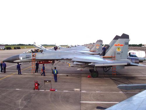 Los 10 mayores ejercicios militares en 2010 5