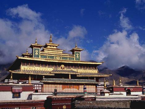 Samye, el monasterio número uno del Tíbet 1