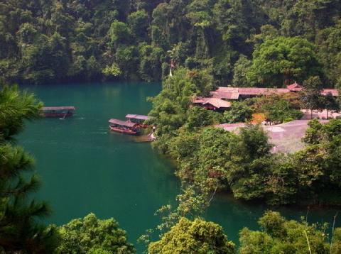 diez mejores reservas naturales de China 4