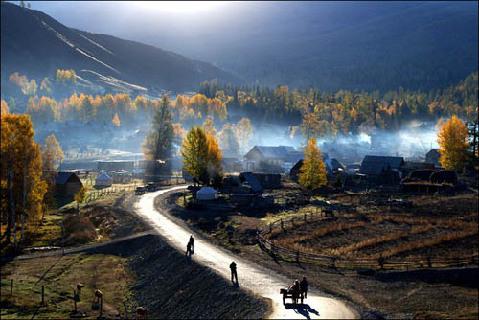 diez mejores reservas naturales de China 5