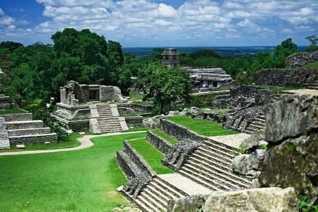 Ciudades y monumentos de la historia