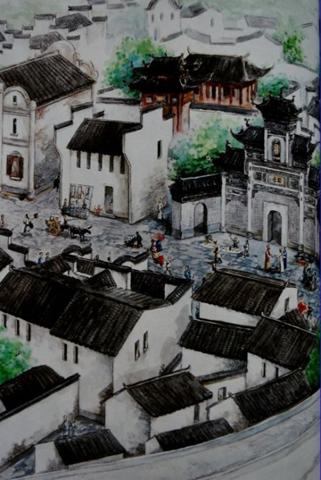 Ciudades milenarias bajo las aguas lago Qiandao 2