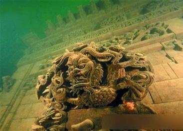 Ciudades milenarias bajo las aguas del lago Qiandao