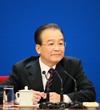 Premier Wen dirige sus palabras al exterior