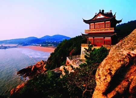 La primavera en China, perfecta para subirse por las montañas 1
