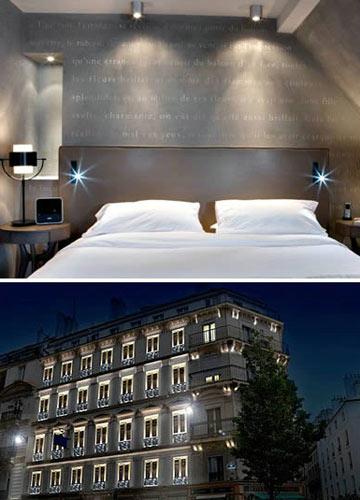 Los hoteles m s raros del mundo for Nombres de hoteles famosos