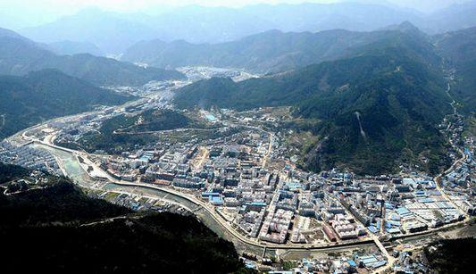 Sichuán resurge 3 años después del terremoto
