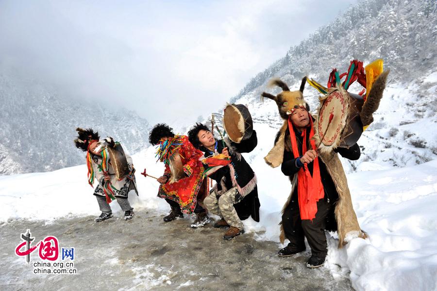 La vida actual de los pueblos de minorías étnicas