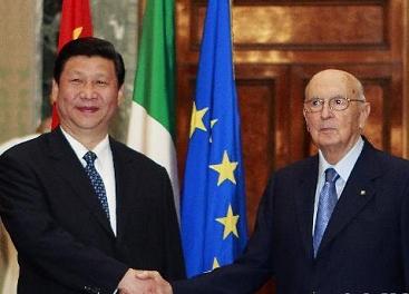 Xi Jinping-Italia-unificación