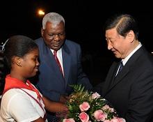 Xi Jinping-Habana-China-Cuba