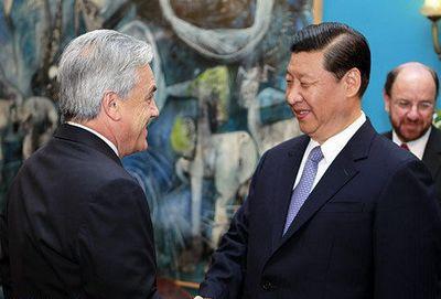 China busca fomentar lazos comerciales y de inversión con Chile