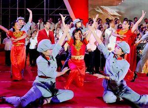 internautas chinos ,90° aniversario ,PCCh,canciones rojas