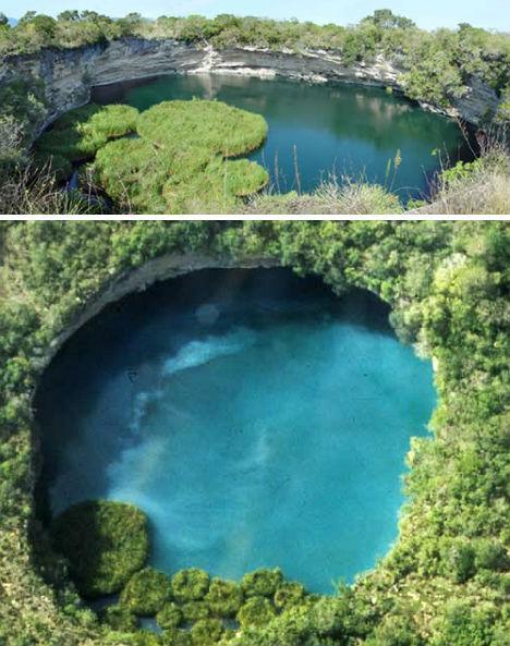 Las mejores piscinas naturales - Piscinas naturales mexico ...