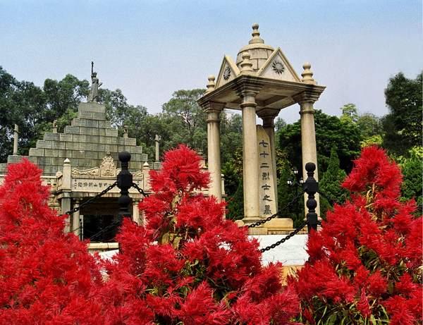 Los lugares históricos de hoy - Guangzhou