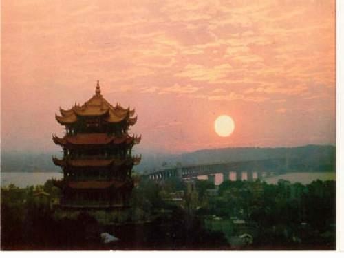 Los lugares históricos de hoy - Wuhan