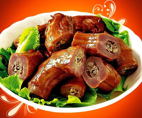 Seis maneras de cocina el pato en China 4