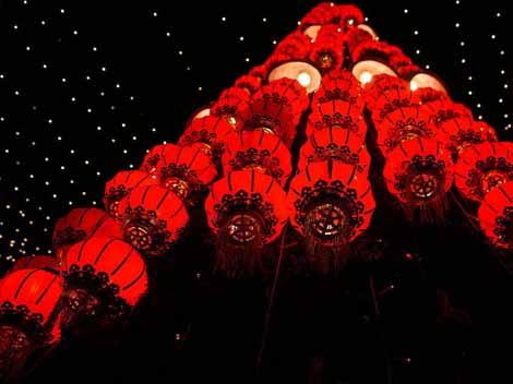 Las linternas rojas se cuelgan alto: historia de las linternas chinas 2