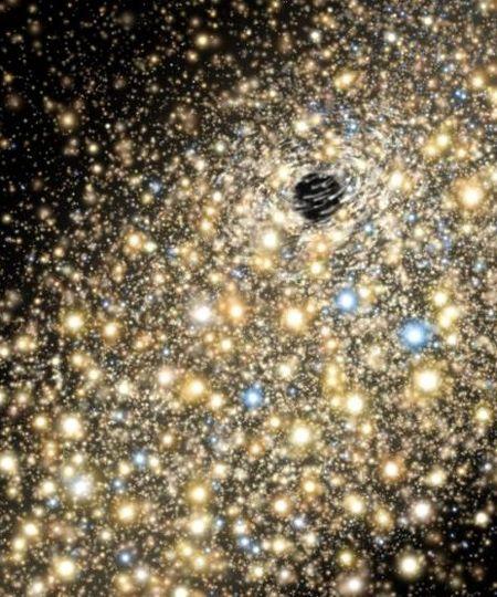 Descubren los dos nuevos agujeros negros más masivos hasta hoy