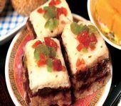Niangao (pasteles de arroz)