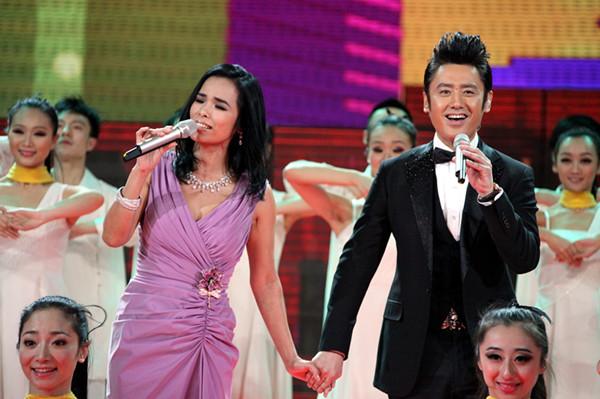 La Gala de la televisión china celebró el Año Nuevo de Dragón