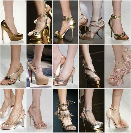 Imagenes de zapatos para vestidos de noche