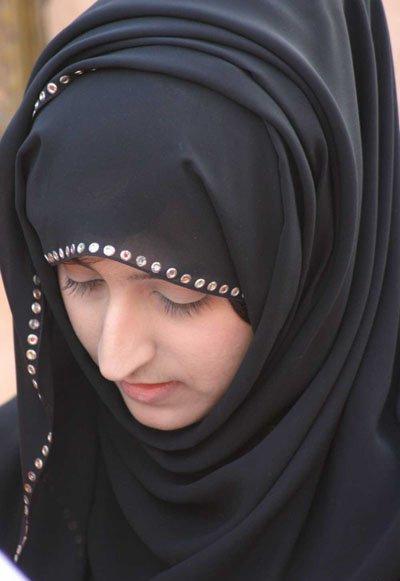Las guapas chicas iraníes detras del velo misterioso