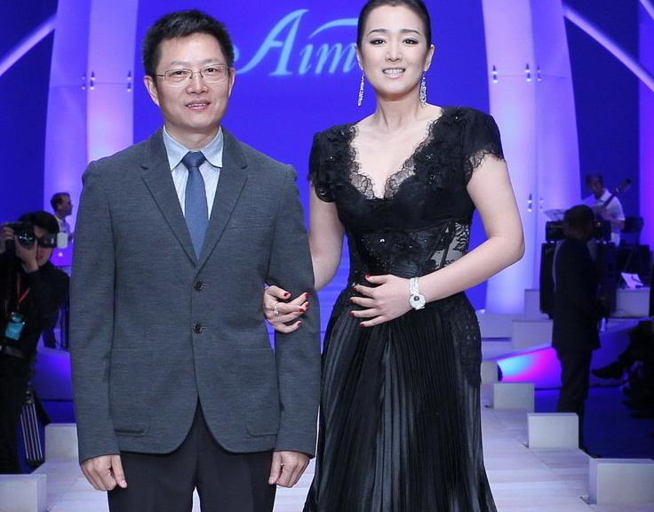 La Actriz Famosa China Gong Li Presenta Marca De Ropa