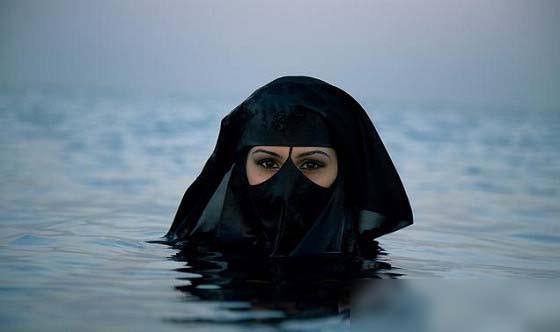Burkini para las mujeres musulmanas