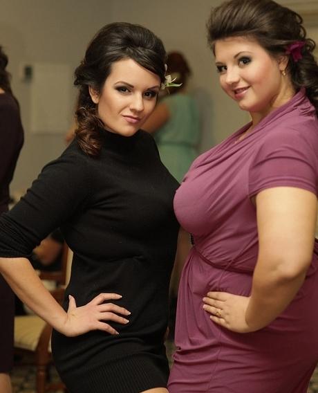 Celebran concurso de belleza para mujeres gordas en Rusia