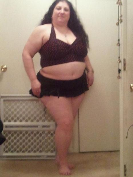 Las chicas gordas ,bikini ,cuerpo 'sexy'