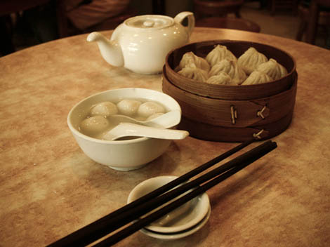 Cultura culinaria del Norte y el Sur de China 1