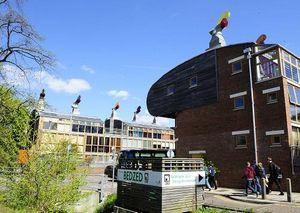 Visita a la comunidad residencial neutral de carbón en Beddington, Reino Unido